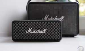 Обзор колонки marshall emberton